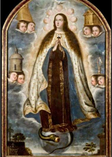 Imaculada Virgem Carmelitana